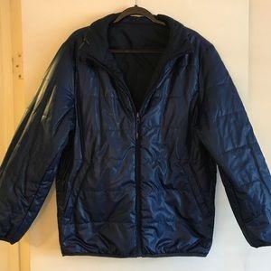 Jackets & Blazers - Reversible Puffer Jacket